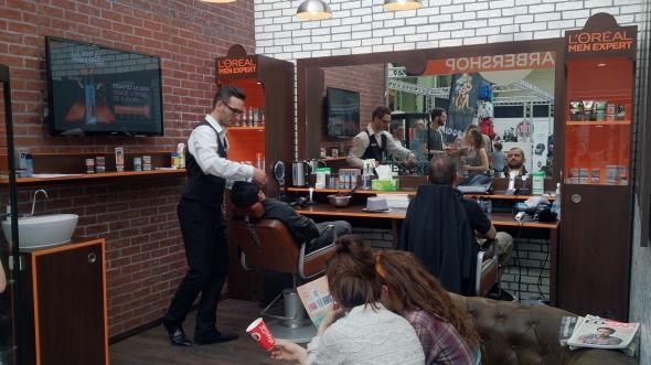 Barber Shop by L'Oréal for Men