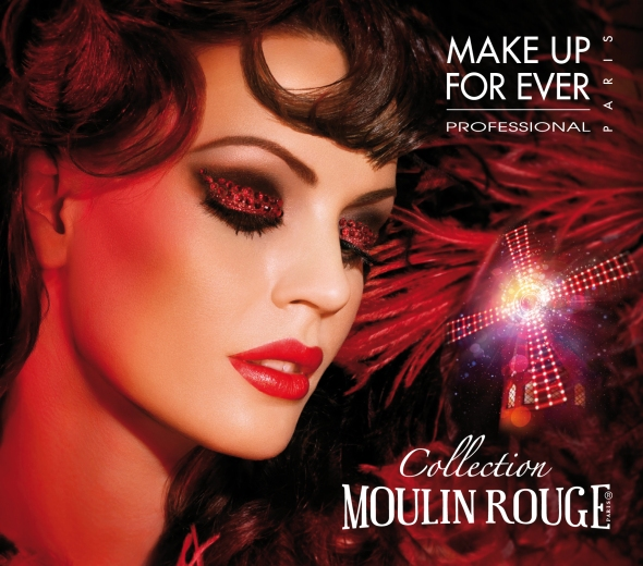 Special order exclusively for Moulin Rouge