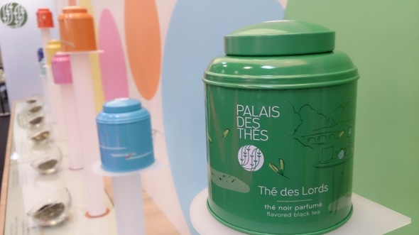 Pastel Tea Boxes