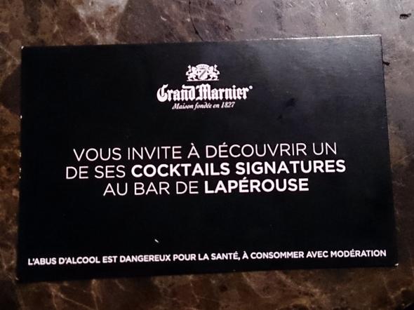 Grand Marnier x A Nous Paris